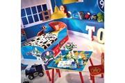 No-name Structure de lit 4 - ensemble table et 2 chaises pour enfants