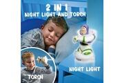 No-name Structure de lit ami lumineux pour la nuit goglow de 4 - peluche veilleuse