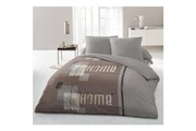 No-name Couette couette imprimée home cosy 100% polyester 220x240cm