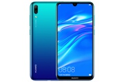 Huawei Smartphone huawei y7 pro 2019 global version 4+64gb bleu