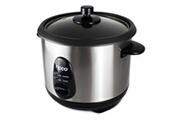 SOTECH Cuiseur de riz, cuiseur à riz, 1 litre(s), matériau: couvercle en verre, alliage en aluminium