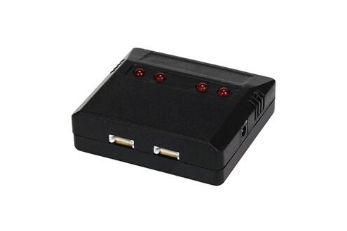 Generic 4en1 chargeur de batterie pour hubsan x4 q4 h107l h107c wltoys...