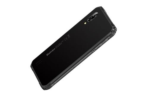 Blackview Smartphone 4g blackview bv6100 ip68 étanche 6.88'' écran 3go ram 16go rom android 9.0 téléphone portable débloqué - gris