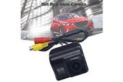 AUCUNE Caméra de stationnement arrière de voiture arrière hp pour mazda 3/6 / cx-5 / cx-7 / cx-9 noir