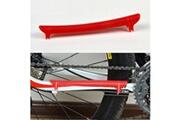 Ageneric Cadre pelindung rantai bahan plastik accessoires d'équipement vélo tomn219