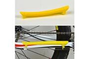 Ageneric Cadre pelindung rantai bahan plastik accessoires d'équipement vélo tomn217