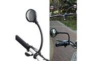 Generic Rétroviseur de guidon de réglage de tuyau pour vélo vélo vélo vtt bt595