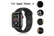 Generic Full coverage hydrogel transparent screen protection film for apple watch 4 40mm watchband 6354
