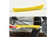 Ageneric Autocollants de chaîne de soins de vélo autocollants de chaîne de soins de voiture pliants de vélo de montagne tomn290