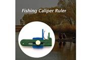 Generic Règle mobile de pied à coulisse pour mesurer le crochet de pêche bt982