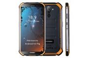 Doogee Smartphone 4g etanche ip68 doogee s40 antichoc antipoussière débloqué 5.5 po écran 4650mah batterie 3go +32 go android 9.0 - orange