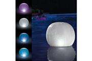 GENERIQUE Luminaires serie san josé intex globe lumineux à led pour piscine 23 x 22 cm 28693