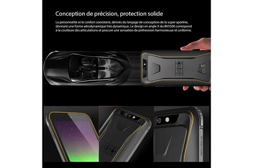 Blackview Smartphone incassable blackview bv5500 ip68 étanche 5,5