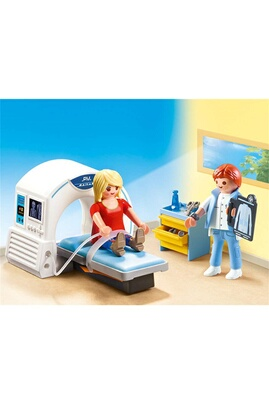 PLAYMOBIL City life - salle de radiologie