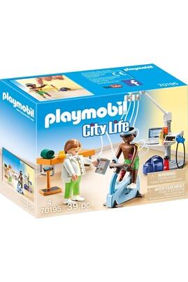 PLAYMOBIL City life - cabinet de kinésithérapeute