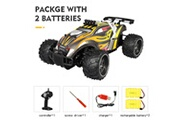 Generic X power s-008 1:16 25km / h 2.4g rc car 4wd double battery high power racing truck voiture rc