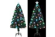 GENERIQUE Décorations de noël et saisonnières edition victoria arbre de noël artificiel et support/led 120 cm 135 branches