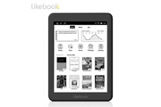 Likebook Likebook mars t80d 7.8 inch ebook16gb android 6.0 octa core fonctionnement rapide eu noir
