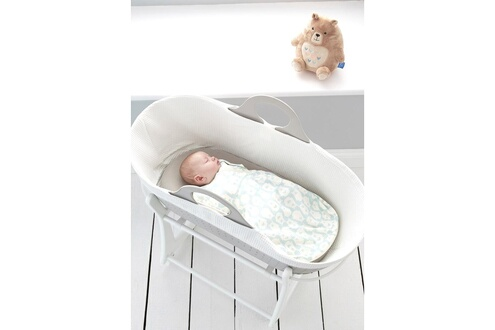 Tommee Tippee Gigoteuse d'emmaillotage douillet grosnug bennie l'ourson