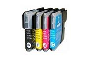 Dealmarche Cartouche d'encre compatible inkoem lc980 xl
