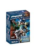 PLAYMOBIL Playmobil 70229 - novelmore - arbalétrier novelmore et loup