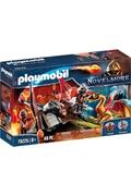 PLAYMOBIL Playmobil 70226 - novelmore - burnham raiders et dragon doré