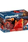 PLAYMOBIL Playmobil 70227 - novelmore - burnham raider et fantôme du feu