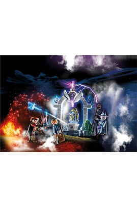 PLAYMOBIL Playmobil 70223 - novelmore - temple du temps