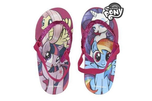 Dealmarche Tongs my little pony 73015 rose