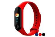 Dealmarche Bracelet d'activités brigmton 0,96'''' bluetooth 4.0 90 mah