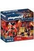 PLAYMOBIL Playmobil 70228 - novelmore - burnham raider maître du feu photo 1
