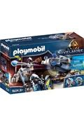 PLAYMOBIL Playmobil 70224 - novelmore - chevaliers novelmore et baliste