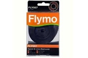 Flymo Bobine de fil 2mm fly057 pour coupe bordures flymo