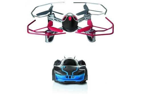 Dealmarche Drone + télécommande voiture wowwee