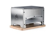 Tellier Barbecue de table à charbon 33x22cm - tellier - brasi-f
