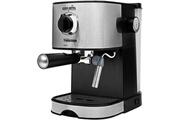 Tristar Machine à expresso 15 bars inox/noir - tristar - cm2275