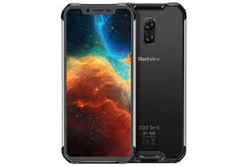Blackview Blackview bv9600 4go de ram / 64go double sim gris