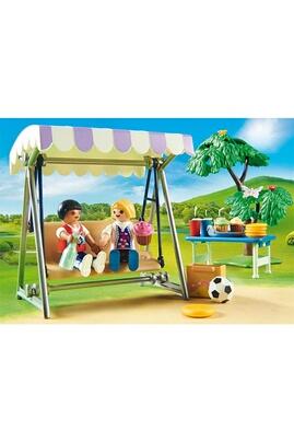 PLAYMOBIL Playmobil 70212 - dollhouse - aménagement pour fête
