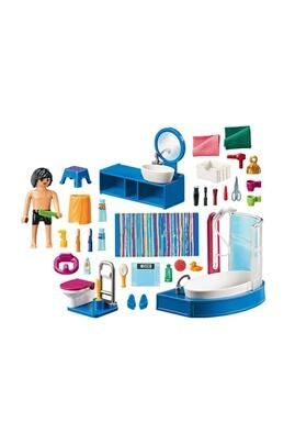 PLAYMOBIL Playmobil 70211 - dollhouse - salle de bain avec baignoire