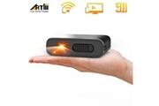 Artlii Mini vidéoprojecteur mana wifi portable dlp
