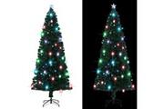 GENERIQUE Décorations de noël et saisonnières ensemble ljubljana arbre de noël artificiel et support/led 240 cm 380 branches