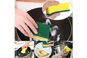 Generic 1pcs kitchen nano emery magic clean rub pot rust focal taches éponge suppression produit d'entretien chaingzi 444