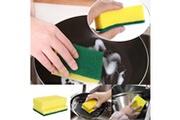 Generic 1pcs kitchen nano emery magic clean rub pot rust focal taches éponge suppression produit d'entretien chaingzi 474