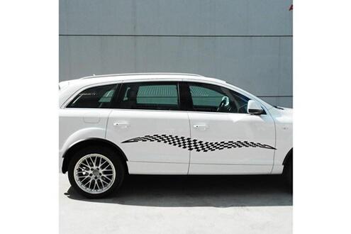 Generic Autocollant imperméable super voiture autocollant style voiture cool sticker 137