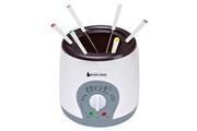 Black Pear Fondue/friteuse électrique - 1l - 800w - 6 personnes - blacpear bfr090
