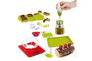 Kitchen Artist Set complet pâtisserie - pinceau avec bol, balance, moules pour gateaux