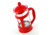 No-name Joli cafetière à piston 800 ml - rouge