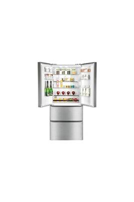 Candy Candy - cmdn182eu - refrigerateur multi-portes french door - 408l 274l + 134l - total no frost -a++ - l78,5cm x h 181,5cm - inox