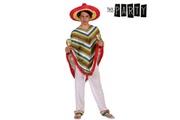 Euroweb Costume mexicain pour homme - déguisement panoplie taille - xl