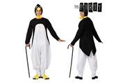 Euroweb Costume pour adulte pingouin - déguisement fête taille - xl